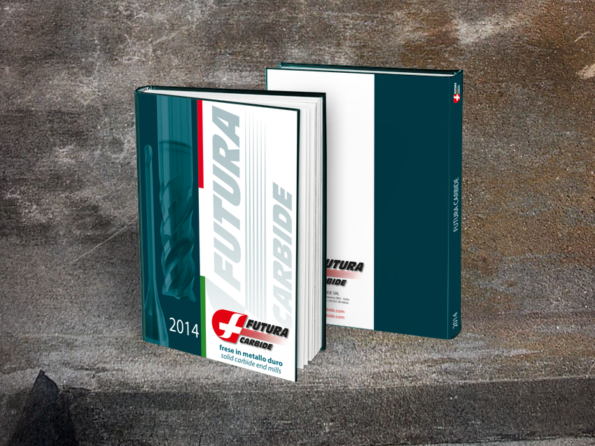 Futura Carbide - Catalogue Cover