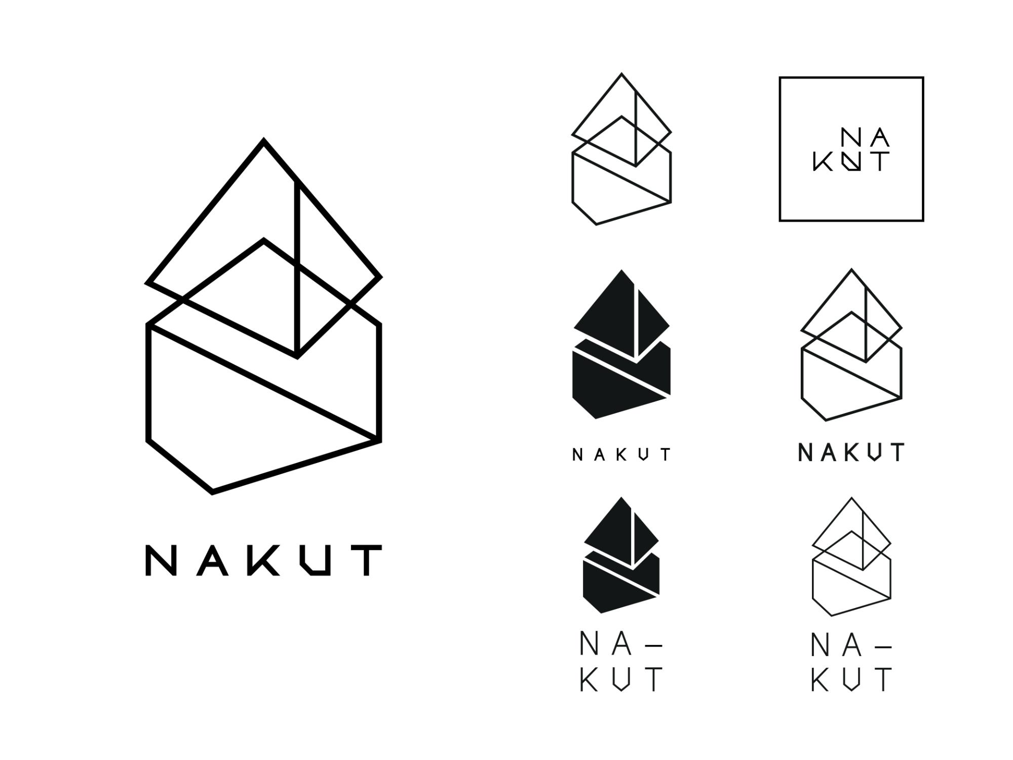 Nakut logo - Development